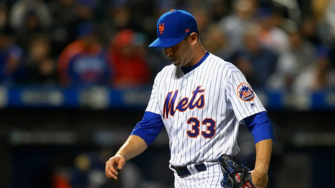 New York Mets Matt Harvey