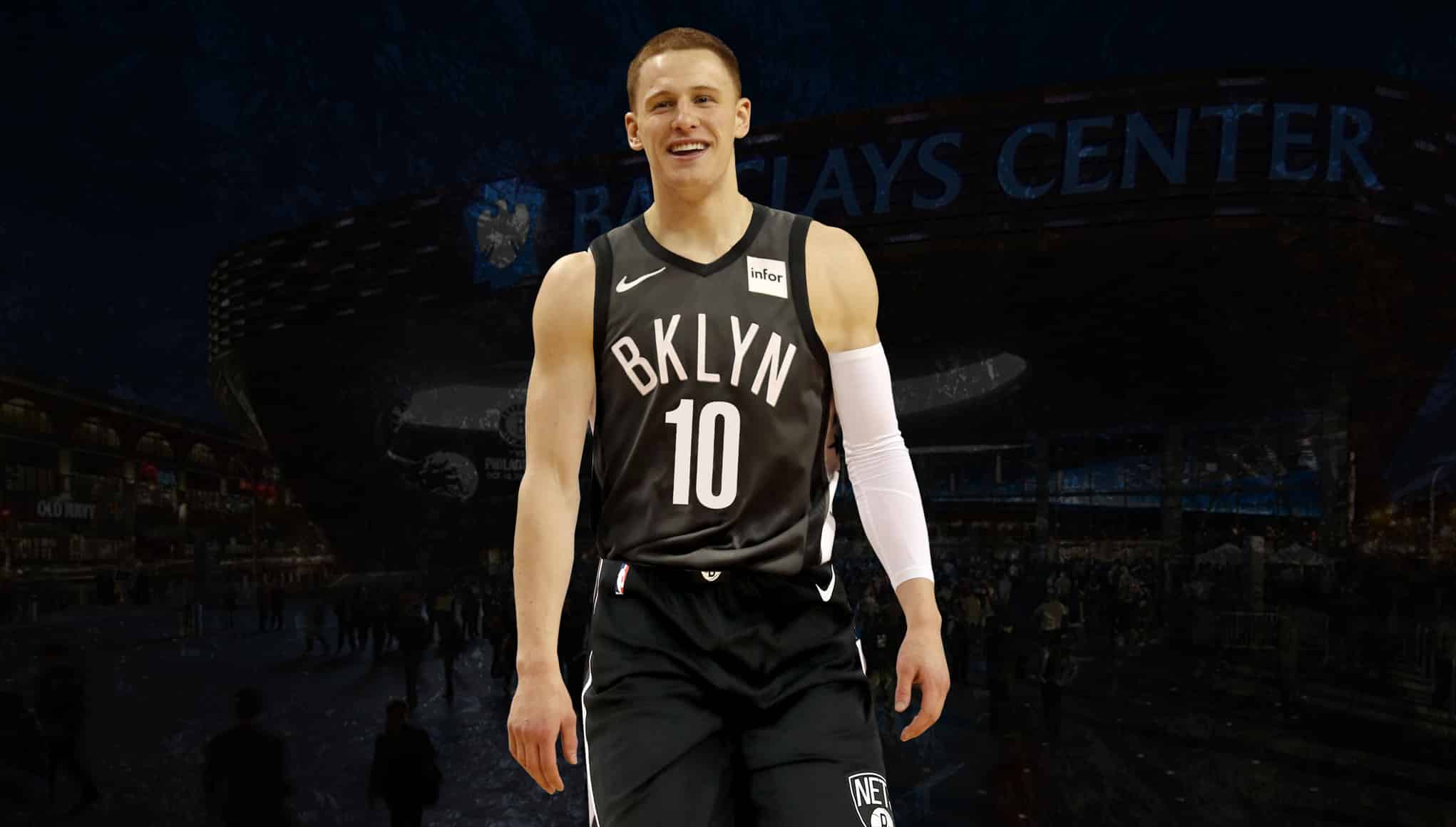 Brooklyn Nets Draft Profile Donte DiVincenzo