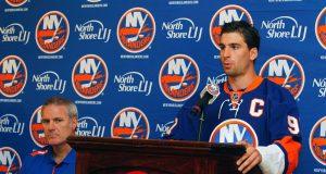 New York Islanders, John Tavares, Team Captain, Garth Snow, Nassau Coliseum, 2013