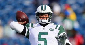 New York Jets Christian Hackenberg