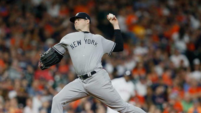 New York Yankees Jordan Montgomery