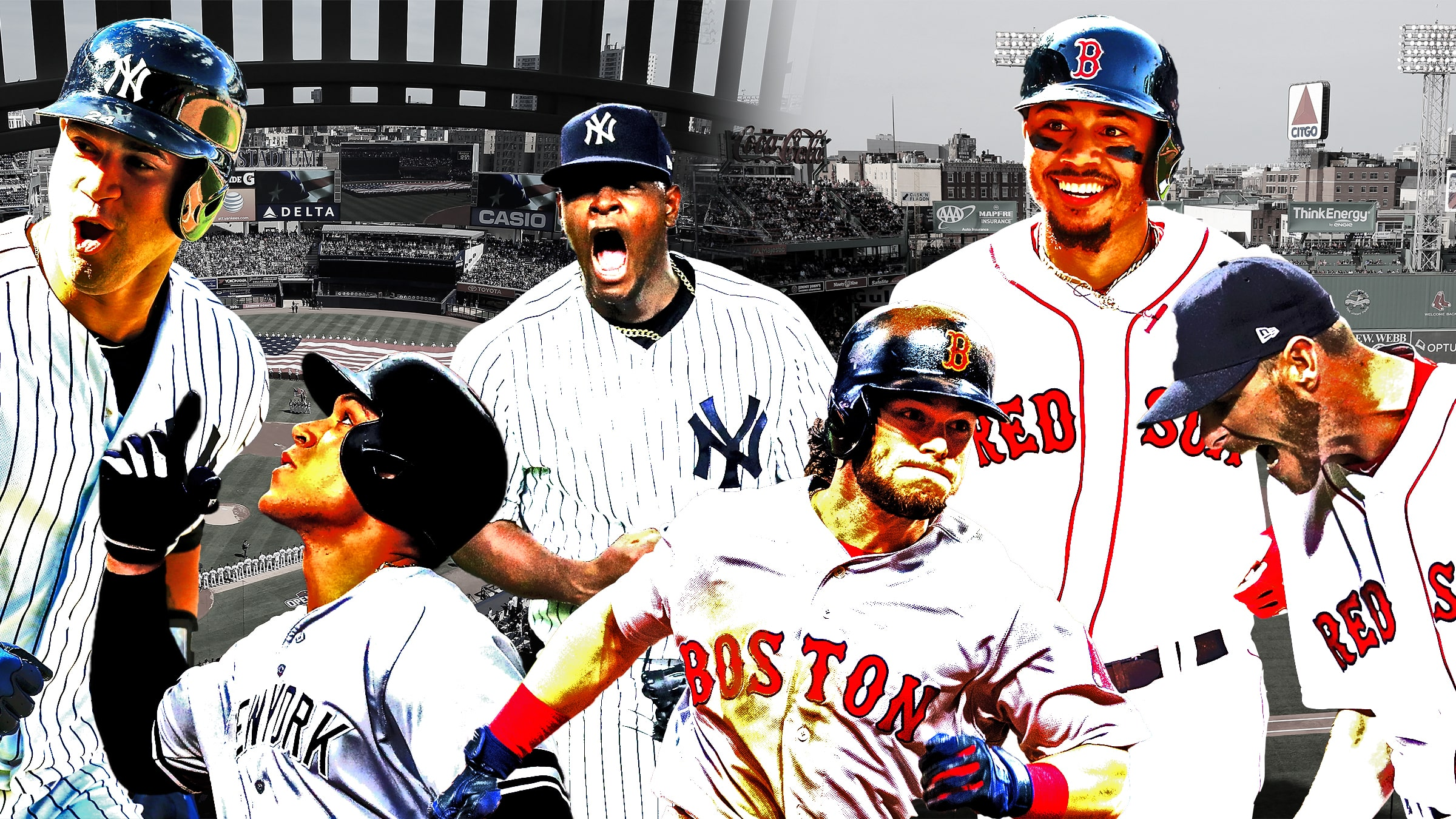 4c716715 New York Yankees-Boston Red Sox games: Frustrating yet exactly what ...