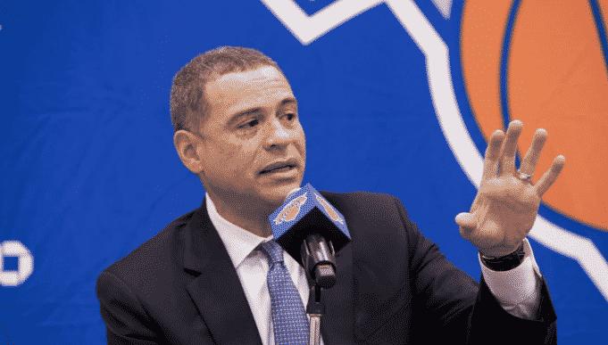 Scott Perry, New York Knicks