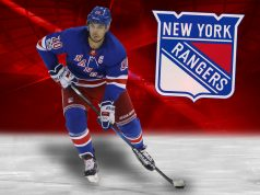 Rangers Forward Kreider ready to lead team