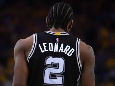 New York Knicks Kawhi Leonard