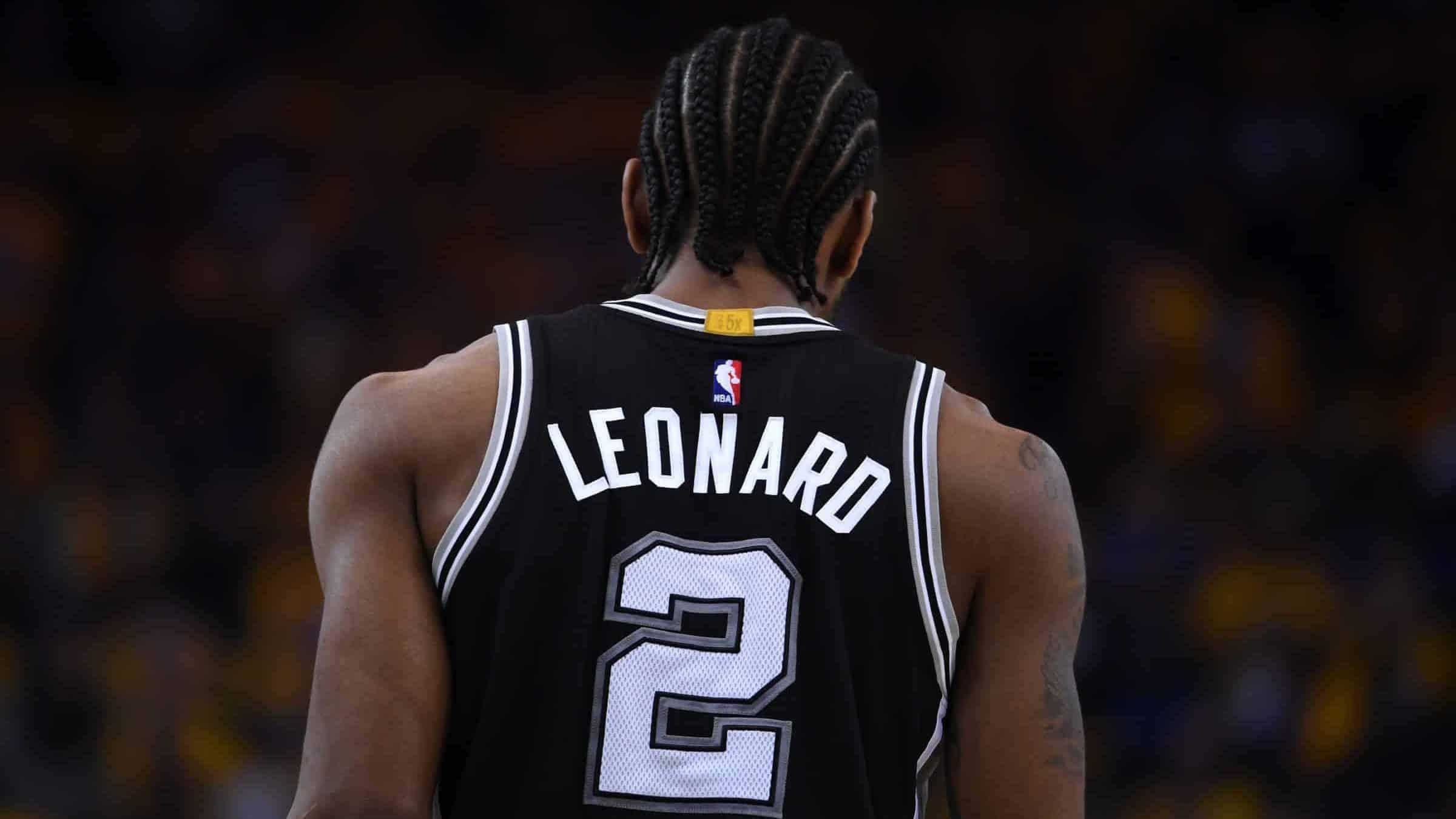 New York Knicks Kawhi Leonard