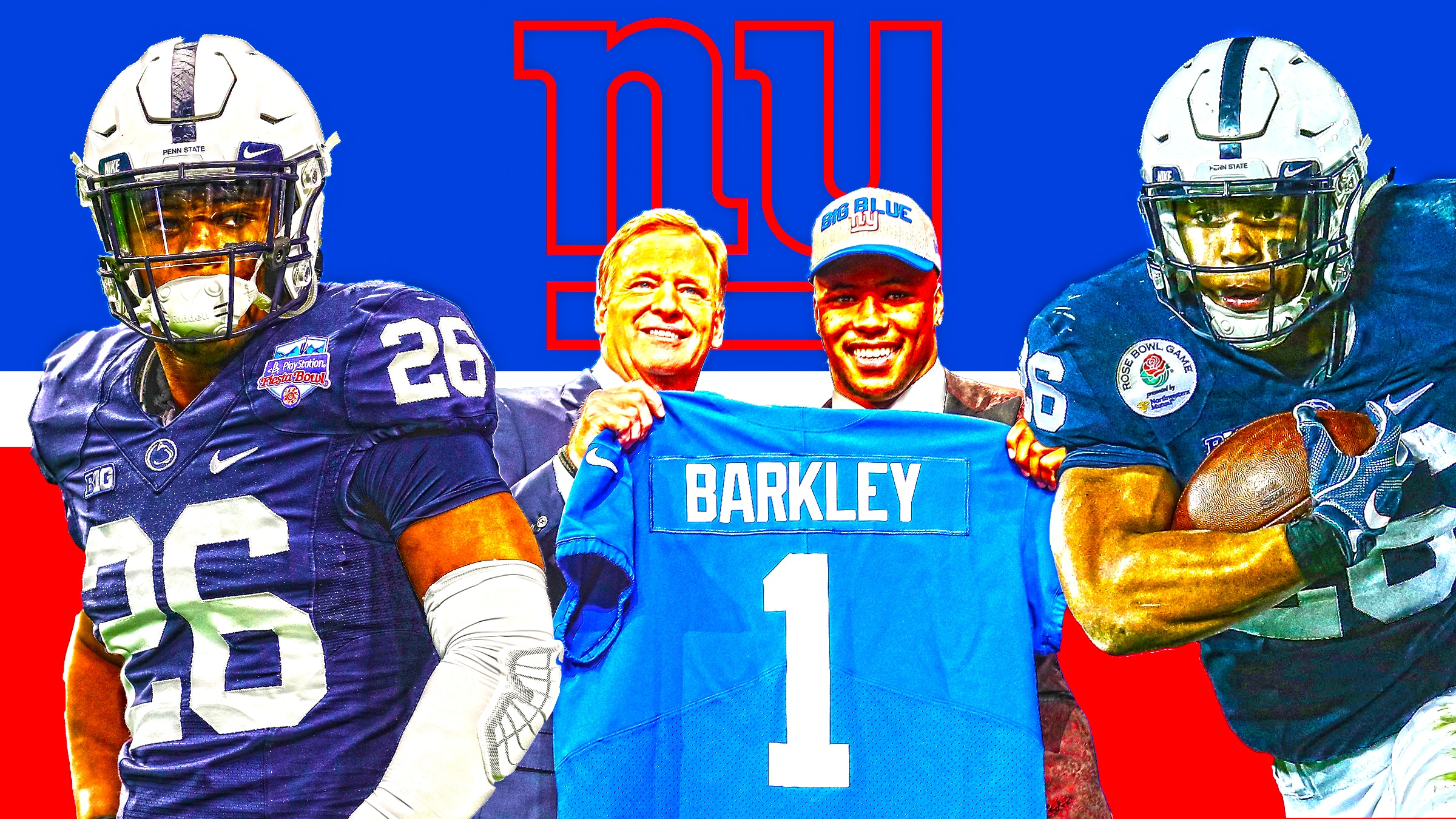 on sale c7032 c8dc1 New York Giants: Saquon Barkley myths debunked