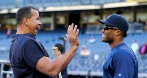 Alex Rodriguez speaks about the Robinson Cano suspension