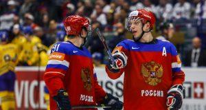 Sweden v Russia - 2015 IIHF Ice Hockey World Championship Quarter Final, Nikolay Kulemin