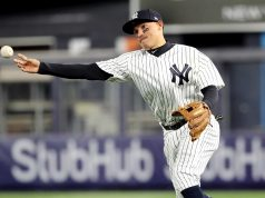 New York Yankees Ronald Torreyes