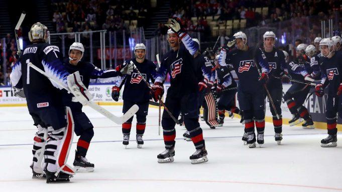 IIHF Team USA