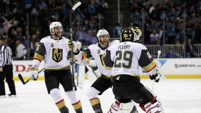 Vegas Golden Knights win in overtime