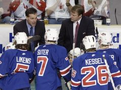 New York Rangers to hire David Quinn as head coach