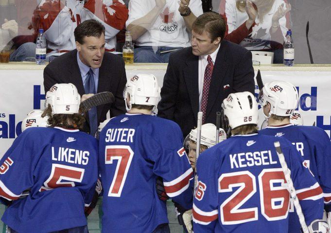 New York Rangers to hire David Quinn as head coach