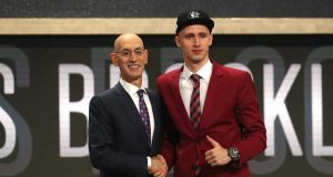 Brooklyn Nets Dzanan Musa
