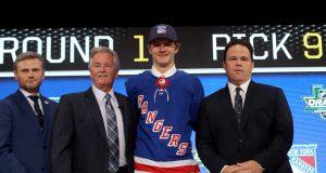 New York Rangers Vitali Kravtsov
