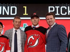 New Jersey Devils Ty Smith