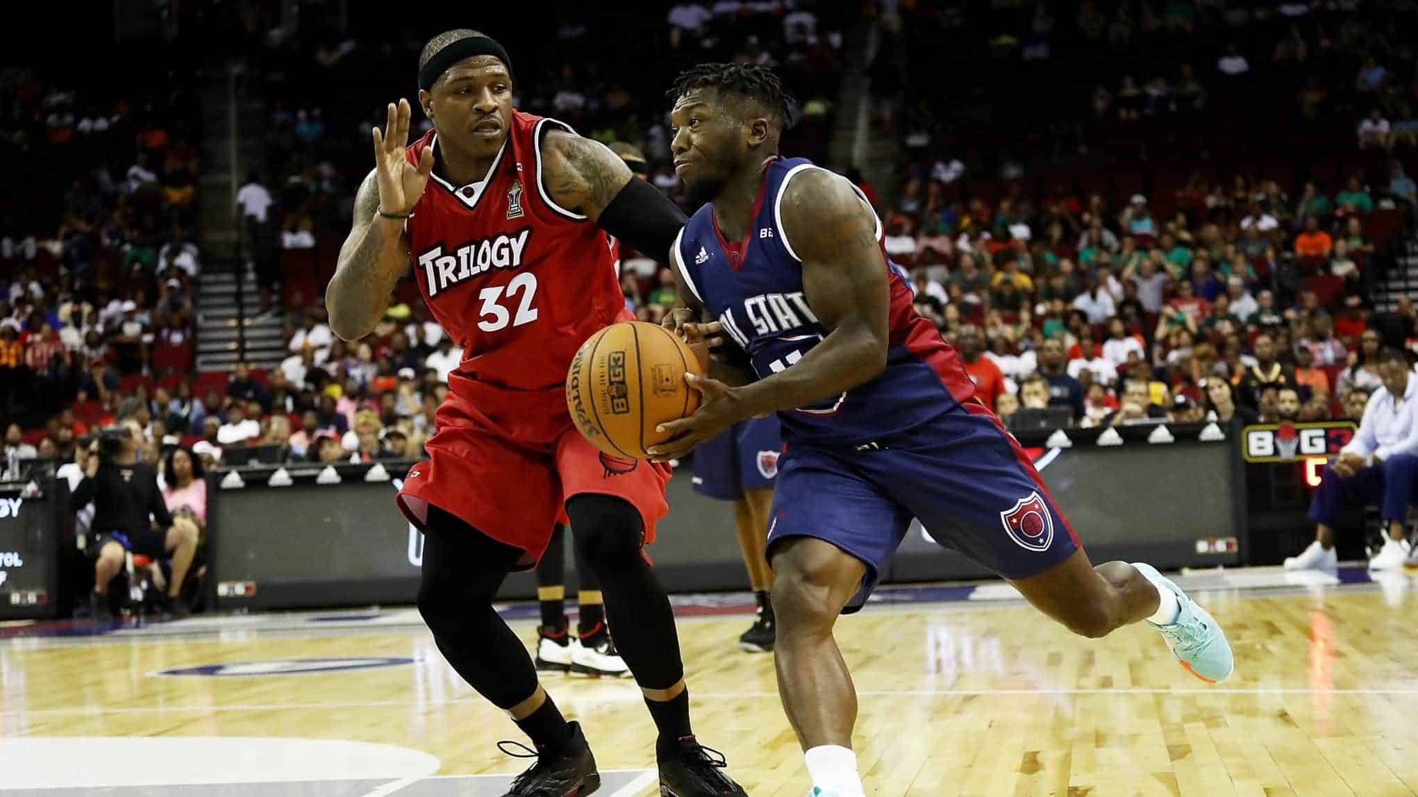Nate Robinson is hoping BIG3 can revive his NBA career