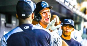 New York Yankees Greg Bird
