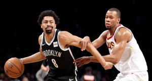 Brooklyn Nets Spencer Dinwiddie