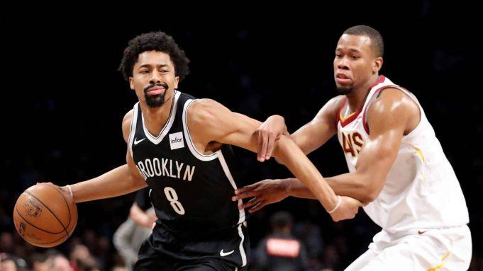 Brooklyn Nets Spencer Dinwiddie