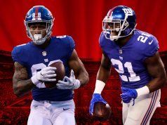 Landon Collins Evan Engram