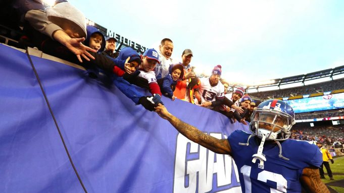 New York Giants Odell Beckham Jr.