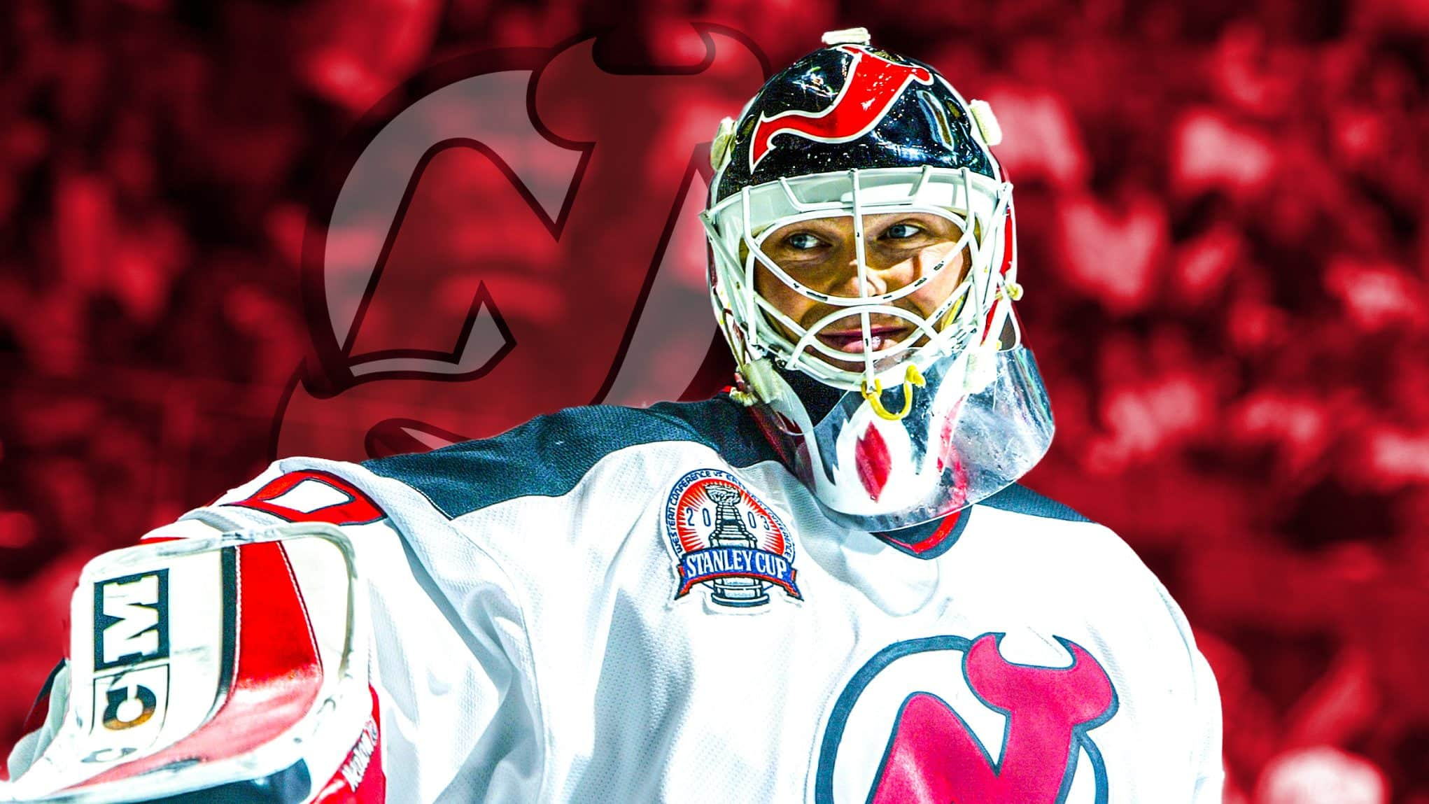 huge selection of 445d9 171e0 New Jersey Devils: Martin Brodeur was in the HOF before he ...