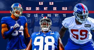 Giants Front 7