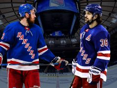 Rangers may have to say goodbye to Hayes or Zuccarello