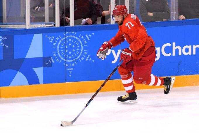 The Rangers will have to work hard to impress Ilya Kovalchuk