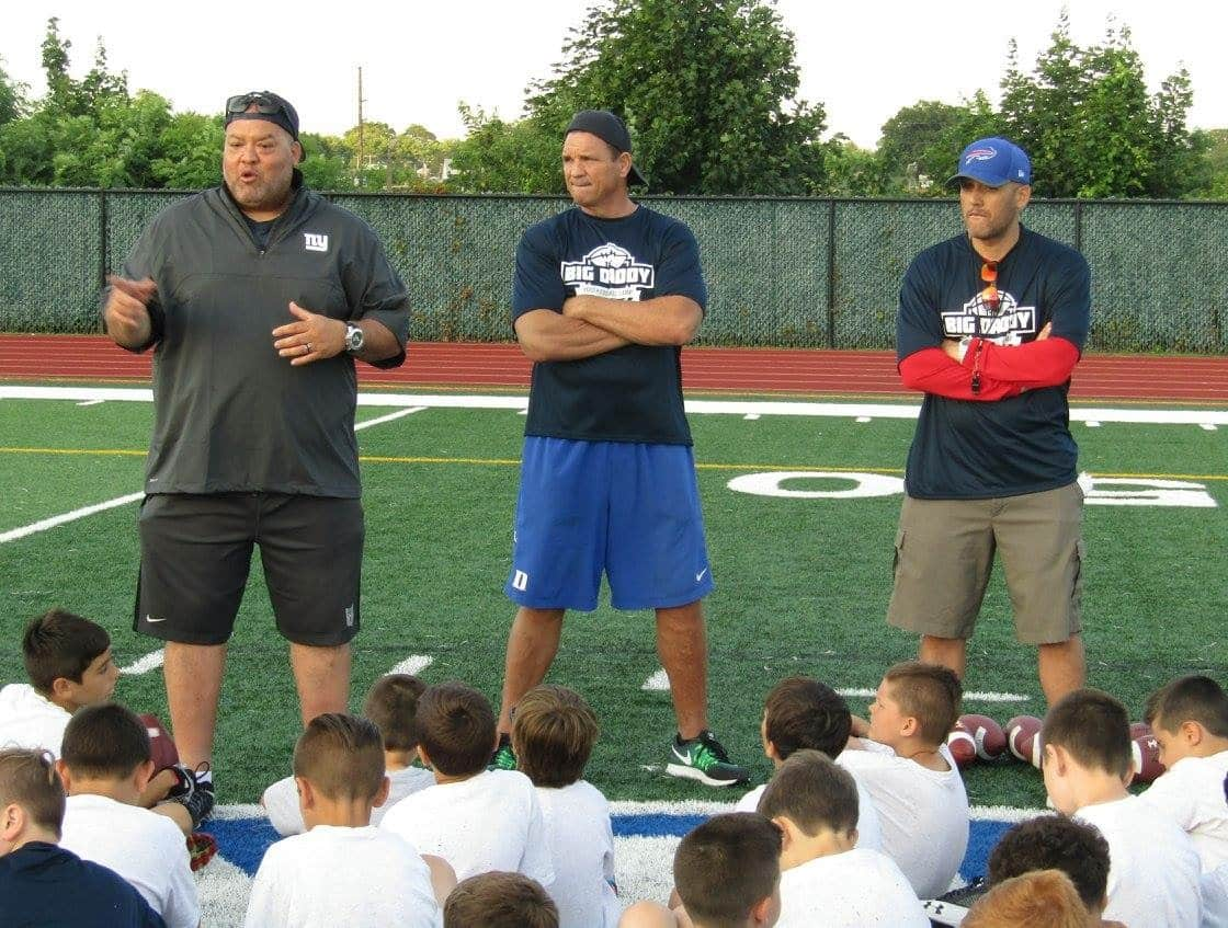 Big Daddy Football Camp