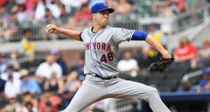 jacob degrom new york mets