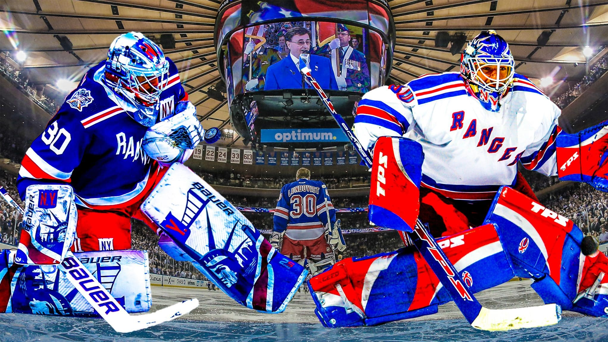 New York Rangers Making The Case For Henrik Lundqvist As Greatest