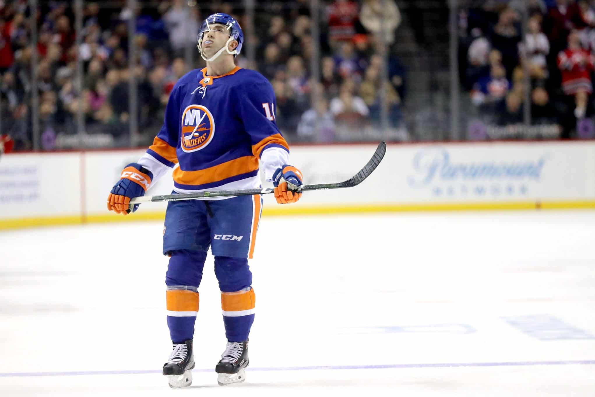 Alan Quine New York Islanders