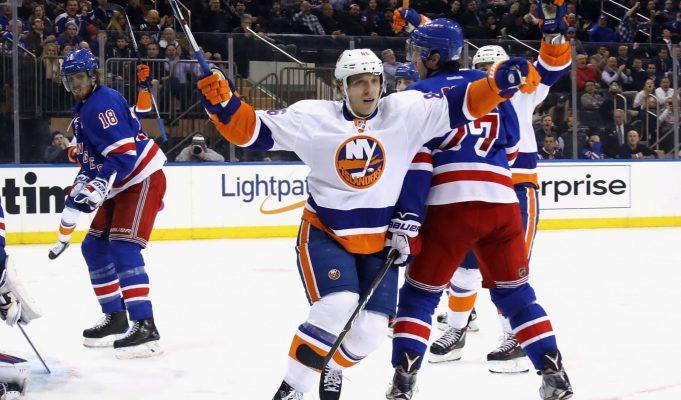 Nikolay Kulemin, New York Islanders, New York Rangers, Madison Square Garden