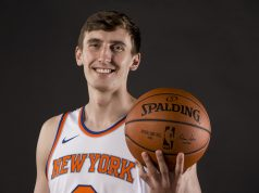 New York Knicks Luke Kornet