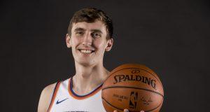 New York Knicks Luke Kornet