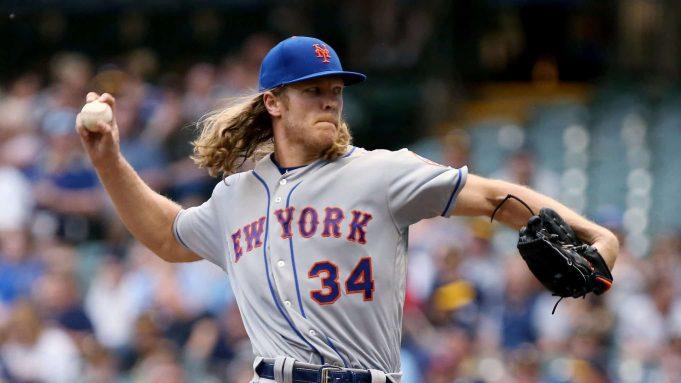 New York Mets Noah Syndergaard