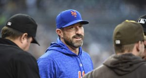 New York Mets Mickey Callaway