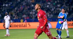 New York Red Bulls Daniel Royer