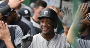 Miguel Andujar leads Yanks to win vs Baltimore