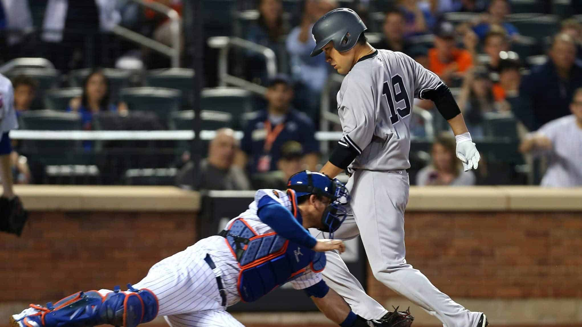 New York Yankees Masahiro Tanaka