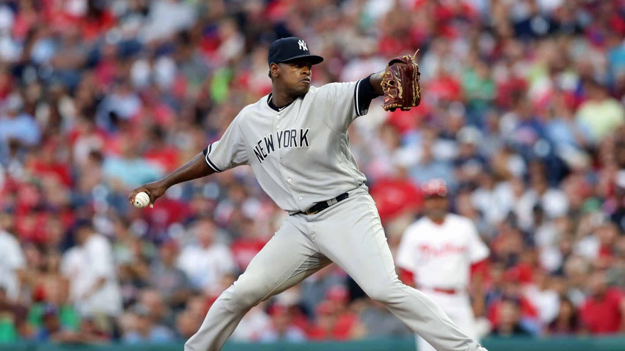 New York Yankees Luis Severino