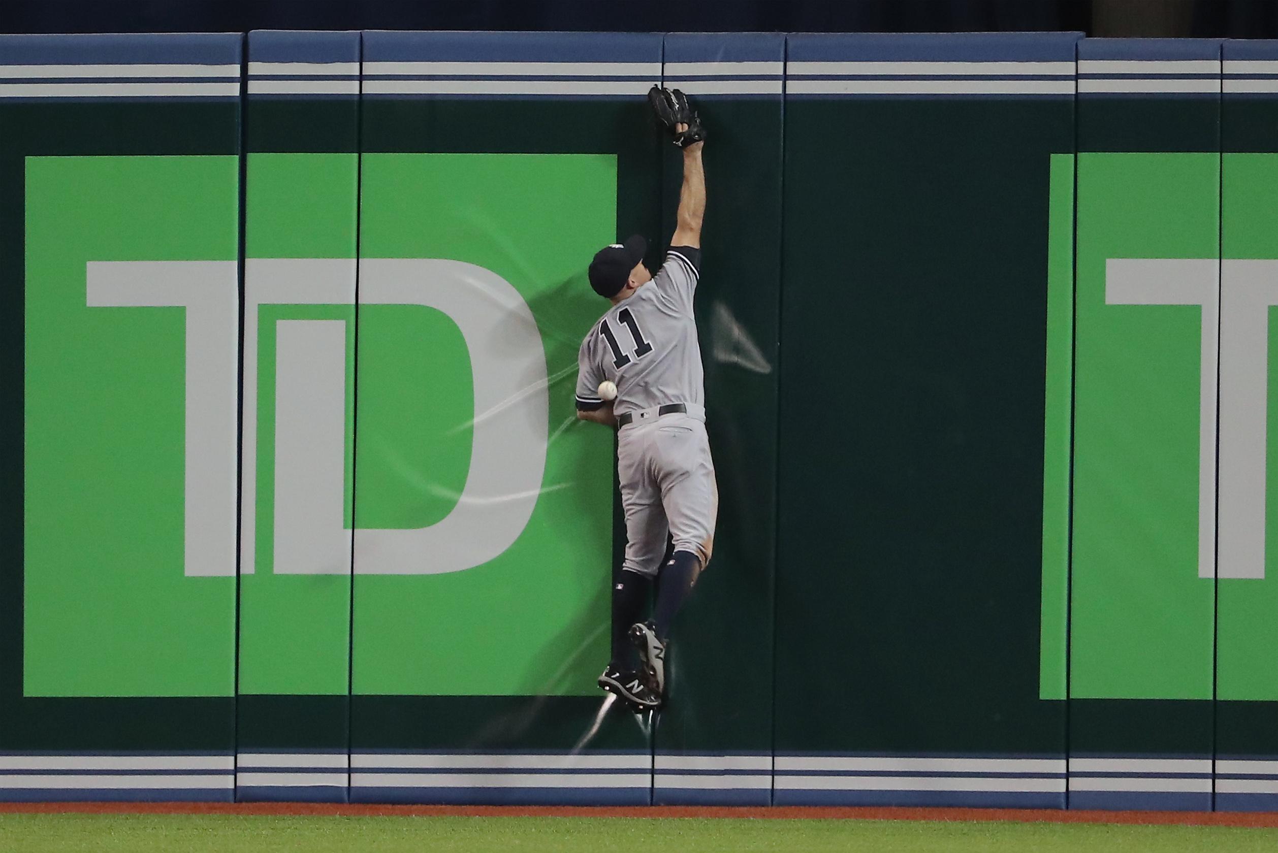 New York Yankees Brett Gardner
