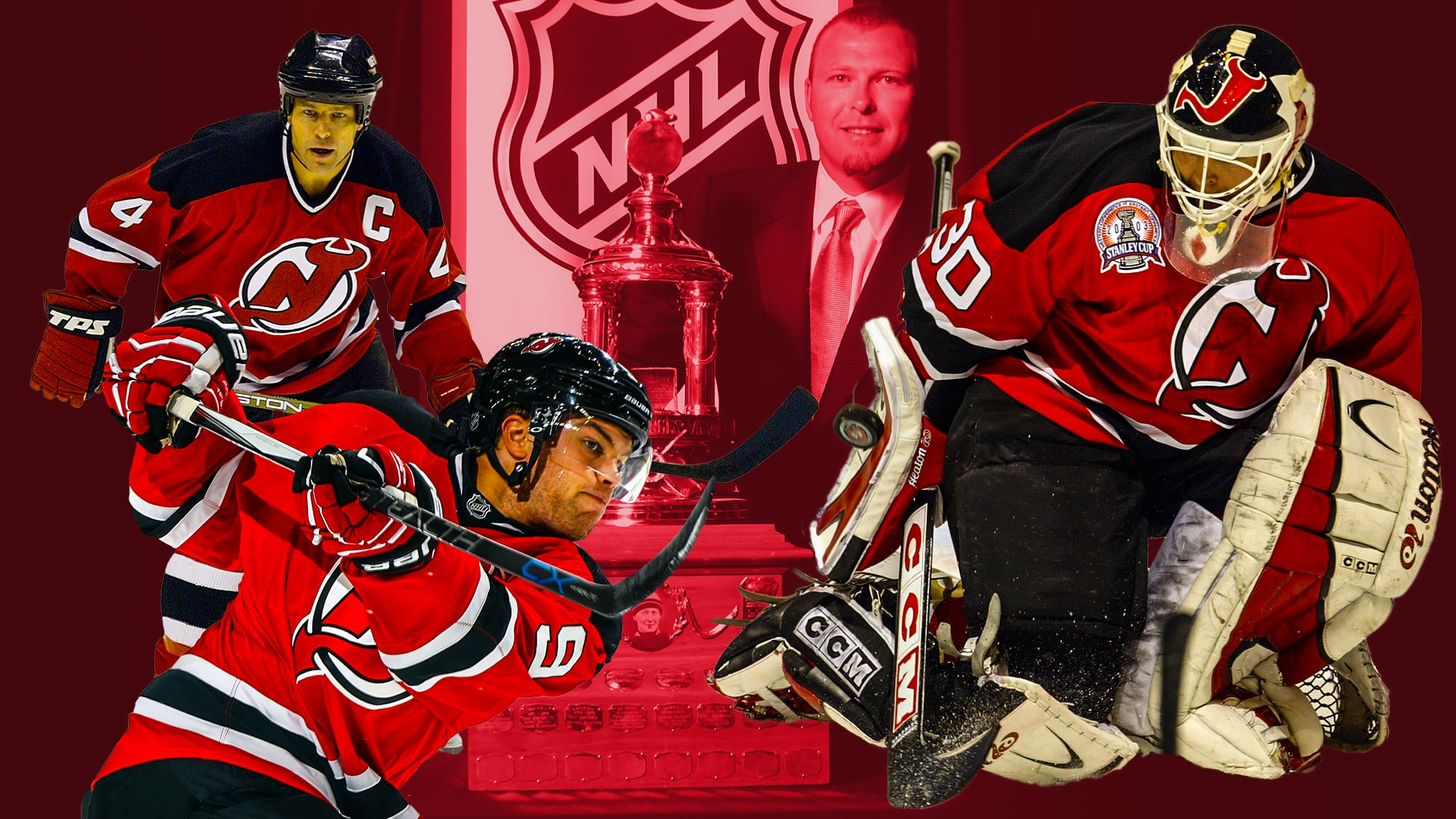 quality design 36dc9 2b7ce New Jersey Devils NHL Awards history is dripping with greatness