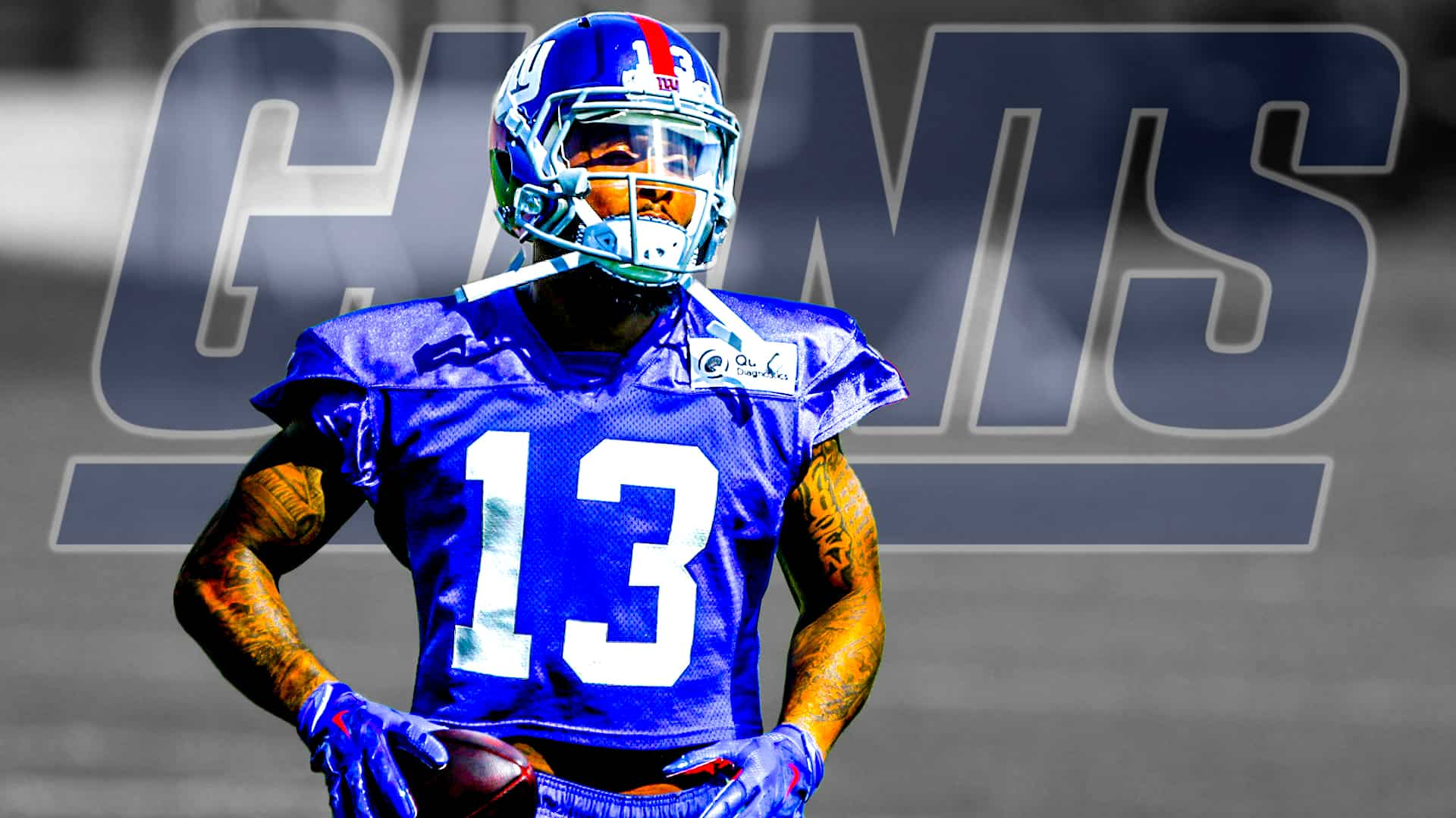 New York Giants Wr Odell Beckham Jr Handled Minicamp Perfectly