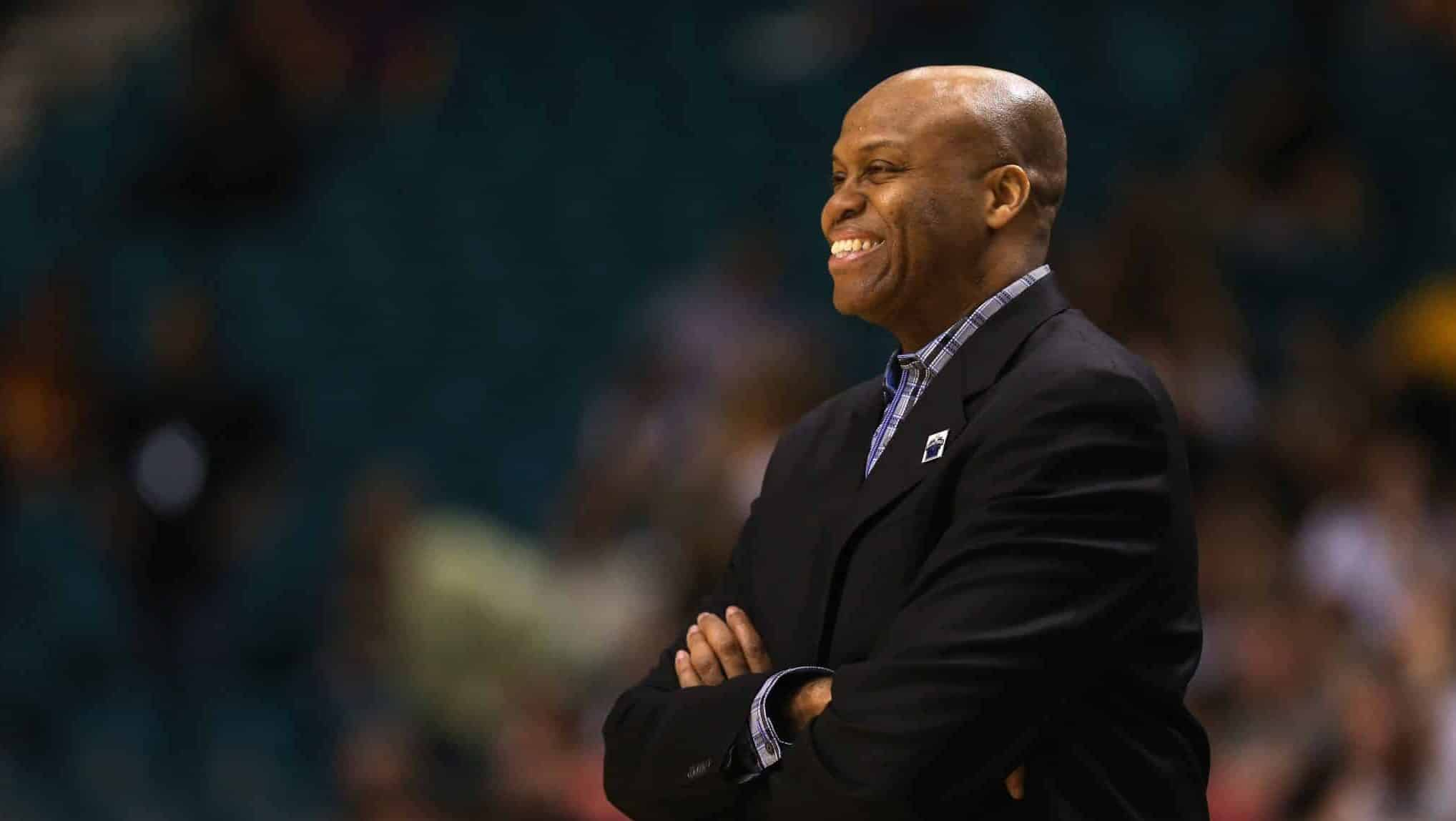 New York Knicks Craig Robinson