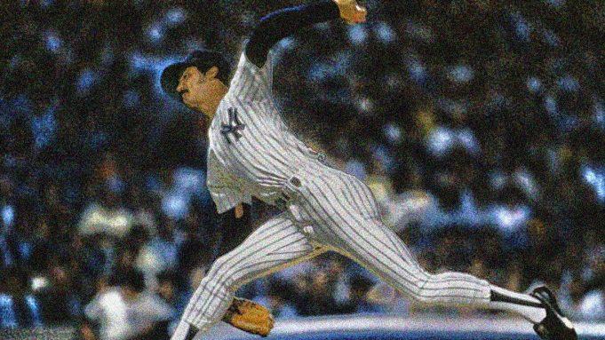 Ron Guidry New York Yankees