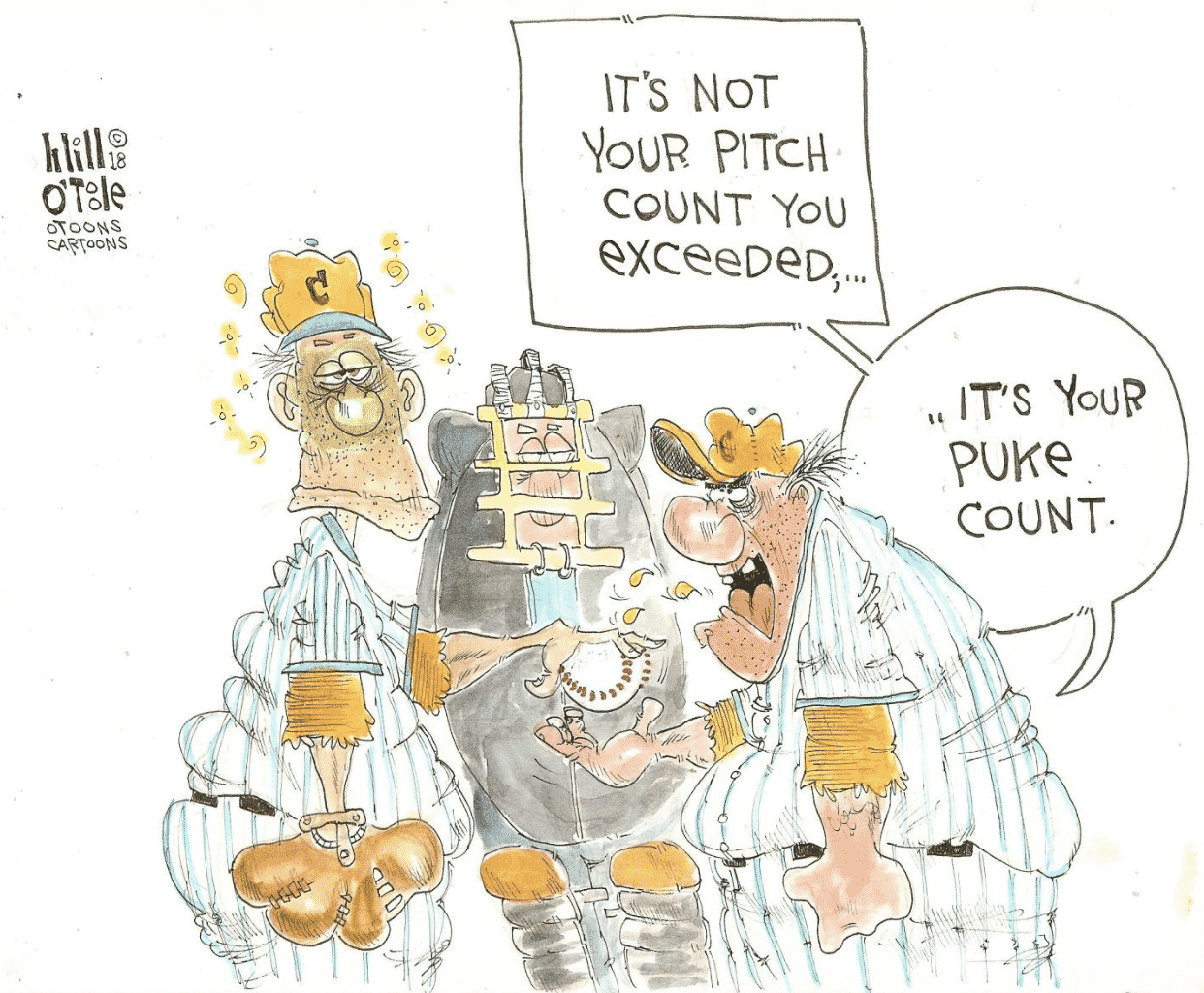 O'Toole Cartoons